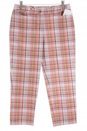 Tommy Hilfiger 3/4 Length Trousers check pattern casual look