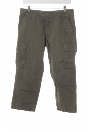 Tommy Hilfiger 3/4 Length Trousers olive green casual look