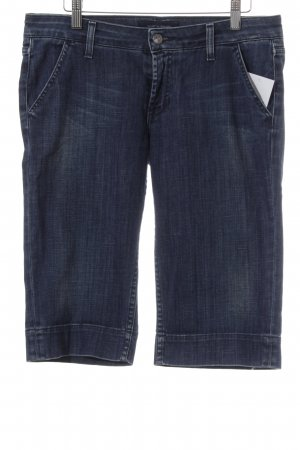 Tommy Hilfiger 3/4 Jeans dunkelblau Casual-Look