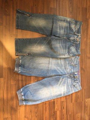 Tommy Hilfiger 3/4 Jeans im Doppelpack