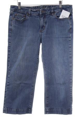 Tommy Hilfiger 3/4-jeans korenblauw-lichtbruin casual uitstraling