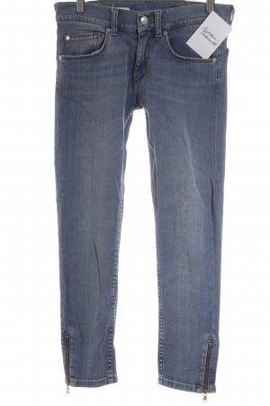 Tommy Hilfiger Jeans a 3/4 blu acciaio stile casual