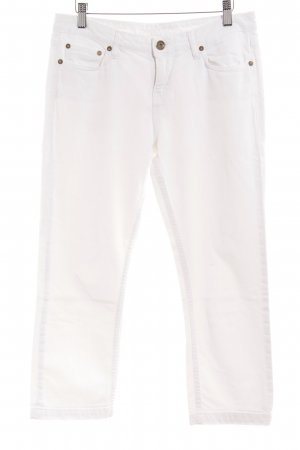 Tommy Hilfiger 3/4 Length Jeans white '90s style