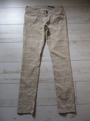 Tommy Hilfiger 30/32 5-Pocket Jeans beige Slim/Fit Model Milan