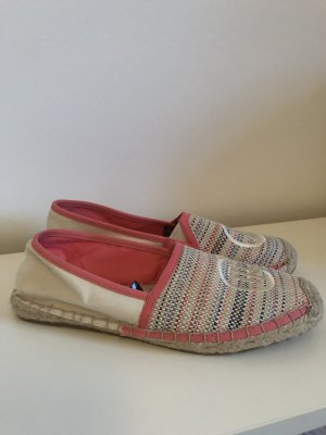 Tommy Hilfiger Espadrille saumon-rose chair