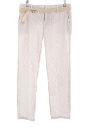 Tommy Hilfiger Pantalone a 7/8 crema stile casual