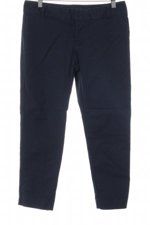 Tommy Hilfiger 7/8-Hose dunkelblau Casual-Look