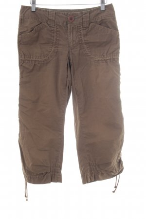 Tommy Hilfiger 7/8-Hose khaki Casual-Look