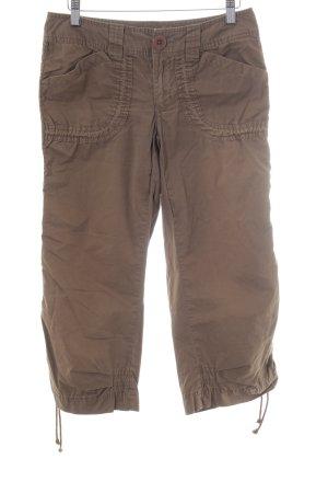 Tommy Hilfiger Pantalon 7/8 kaki style décontracté