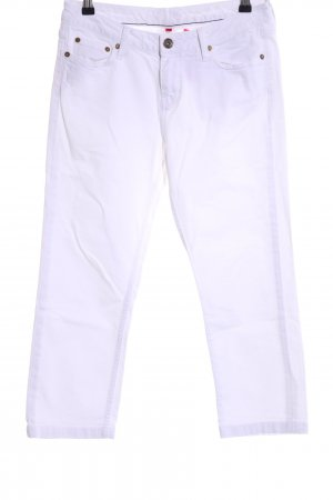 Tommy Hilfiger 7/8-jeans wit casual uitstraling