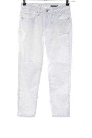 Tommy Hilfiger Vaquero 7/8 blanco look casual