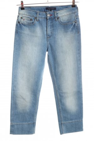 Tommy Hilfiger 7/8 Jeans blau Casual-Look