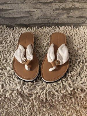 Tommy Hilfiger Sandalo infradito bianco-beige