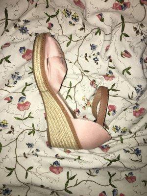 Tommy Hilfiger Platform High-Heeled Sandal dusky pink