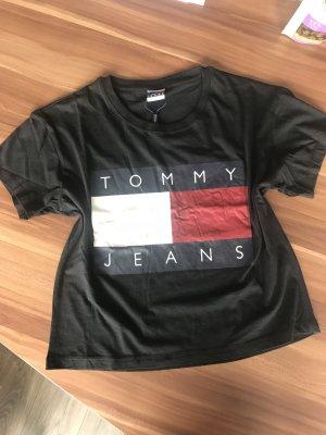 Tommy Hilfiger 90's TShirt in Größe S