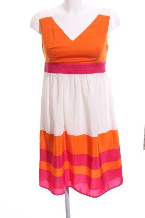 Tommy Hilfiger A-Linien Kleid Streifenmuster Casual-Look