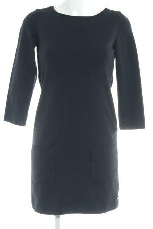 Tommy Hilfiger A-Linien Kleid dunkelblau Casual-Look