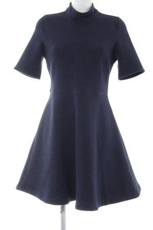 Tommy Hilfiger A-Linien Kleid dunkelblau schlichter Stil