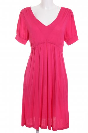 Tommy Hilfiger A Line Dress pink simple style