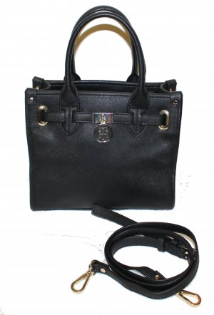 Tommy Hilfiger Mini Bag black imitation leather