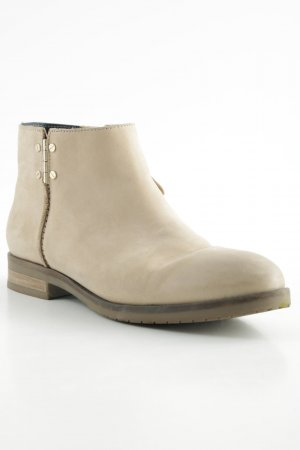 Tommy Hilfiger Ankle Boots creme Casual-Look