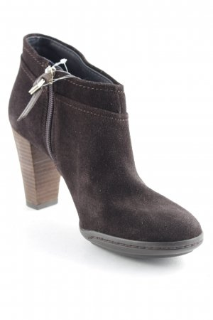 Tommy Hilfiger Ankle Boots dark brown-brown casual look