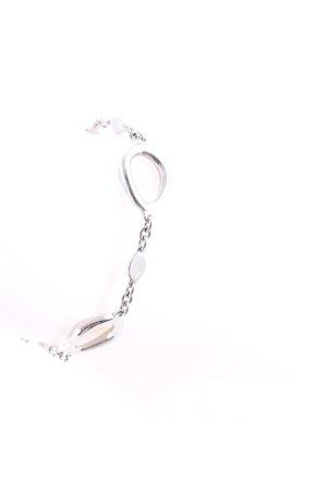 Tommy Hilfiger Bracelet argenté style simple
