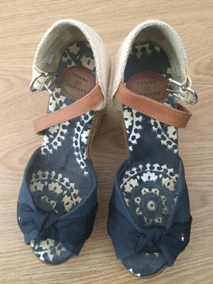Tommy Hilfiger High Heel Sandal blue
