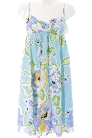 Tommy Hilfiger Babydoll-jurk bloemenprint romantische stijl