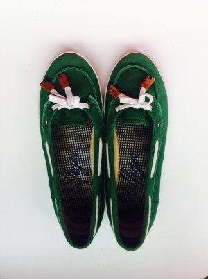 Tommy Hilfiger Ballerinas grün Gr.38