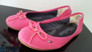 Tommy Hilfiger Ballerinas, pink, rosa, Gr. 39
