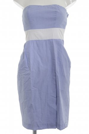 Tommy Hilfiger Bandeaukleid lila Casual-Look