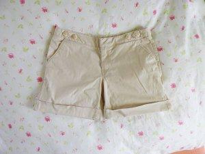 Tommy Hilfiger Baumwoll Shorts, beige
