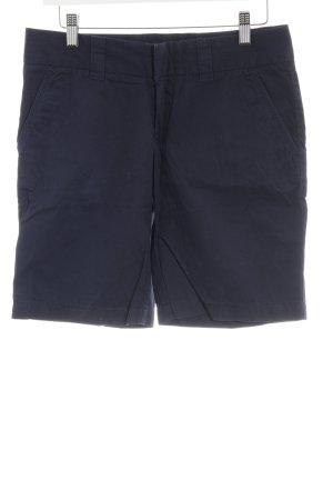 Tommy Hilfiger Bermuda dunkelblau Marine-Look