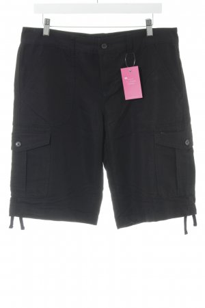 Tommy Hilfiger Bermudas black casual look
