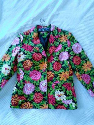 Tommy Hilfiger Blazer Jacket blunig hippie bunt Gr. 40