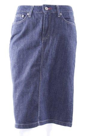 Tommy Hilfiger Bleistiftrock aus Jeansstoff