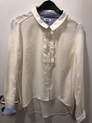 Tommy Hilfiger Blusa de manga larga crema