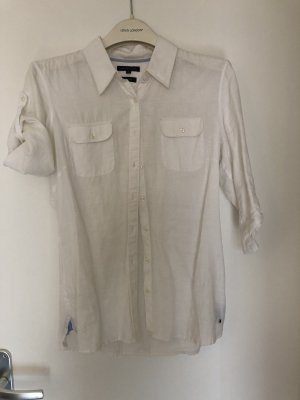 Tommy Hilfiger Linen Blouse white