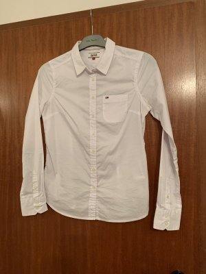 Tommy Hilfiger Shirt Blouse white