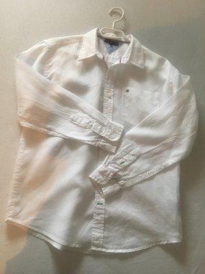 Tommy Hilfiger Shirt Blouse white