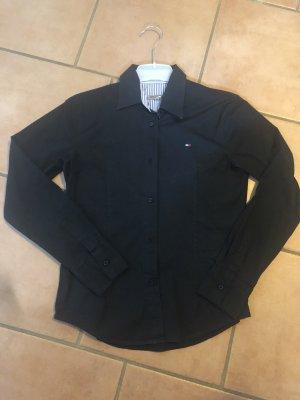 Tommy Hilfiger Blusa de manga larga negro