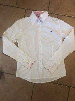 Tommy Hilfiger Blusa de manga larga blanco