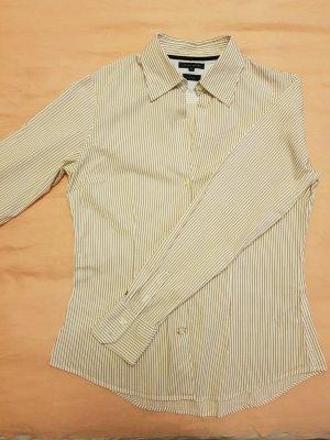 Tommy Hilfiger Bluse beige gestreift
