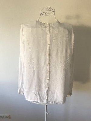 Tommy Hilfiger Blusa de manga larga blanco-blanco puro