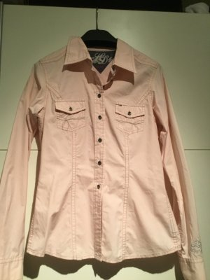 Tommy Hilfiger Shirt Blouse rose-gold-coloured