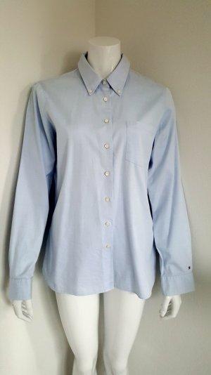 TOMMY HILFIGER Bluse, Hemd , Gr.38 , hellblau