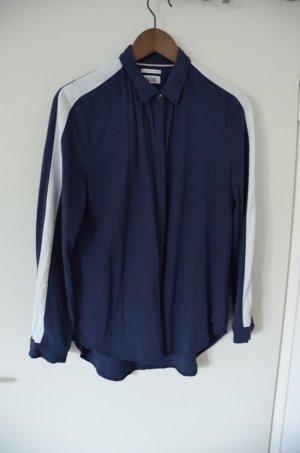 Tommy Hilfiger Bluse Hemd mit Streifen - M