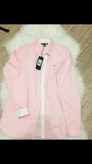 Tommy Hilfiger Bluse in rosa