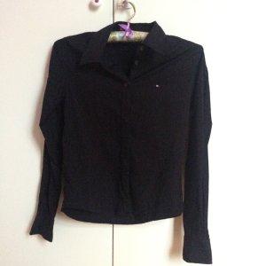 Tommy Hilfiger Bluse in schwarz